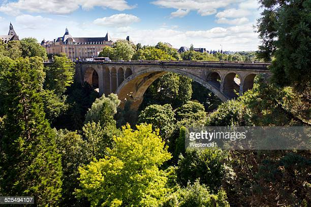 Luxembourg, Adolphe Bridge