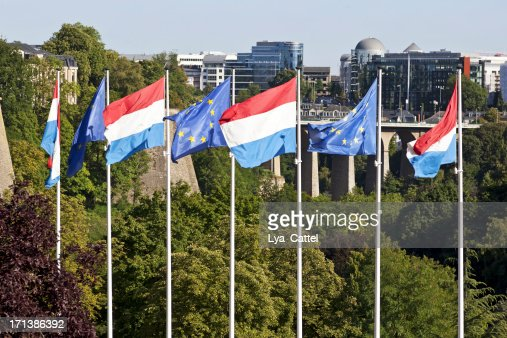 Luxembourg City # 4 XXL