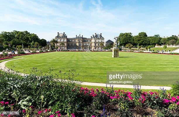 Luxembourg Garden or The Jardin du Luxembourg