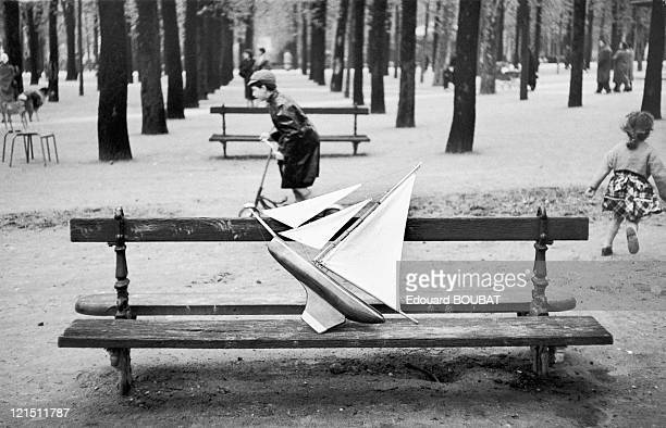 Luxembourg Gardens 1952