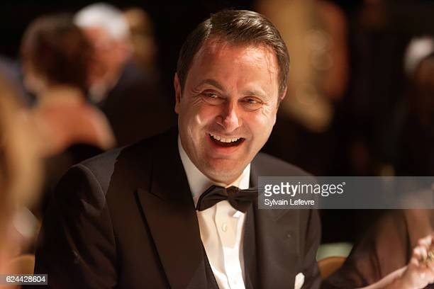 Luxembourg Prime Minister Xavier Bettel attends 20th Luxembourg Red Cross Ball Gala on November 19 2016 in Luxembourg Luxembourg