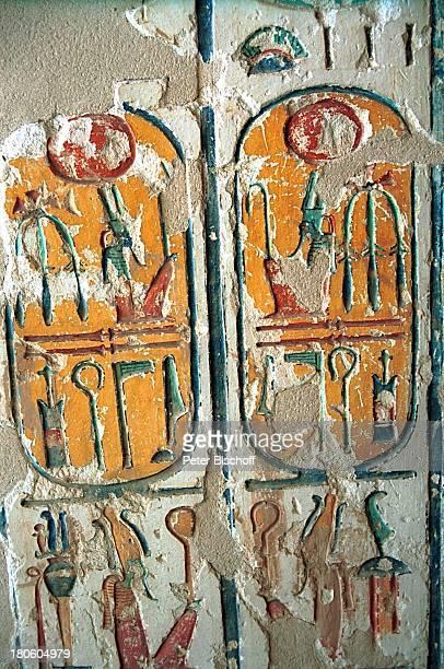 luxor gypten afrika tal der knige wandbemalung reise - Wandbemalung Modern