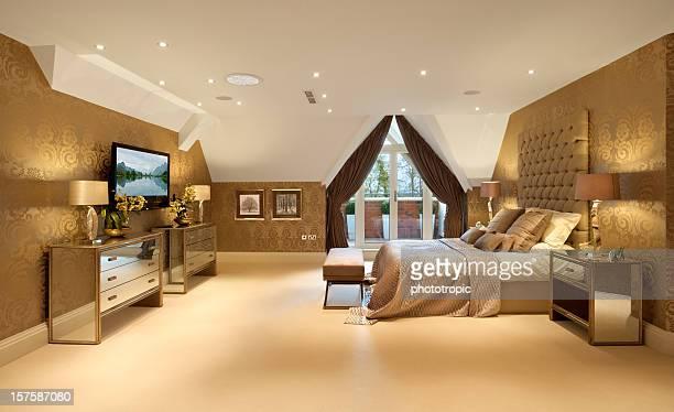 Luxuriöse und geräumige Zimmer
