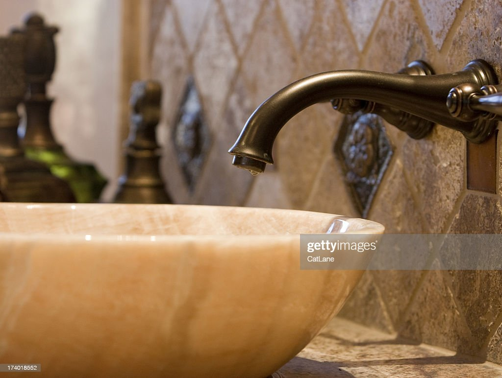 Luxurious Bathroom : Stock Photo