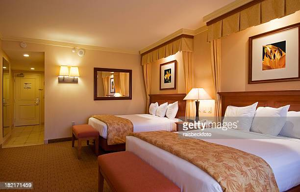 Luxurious Hotel Room