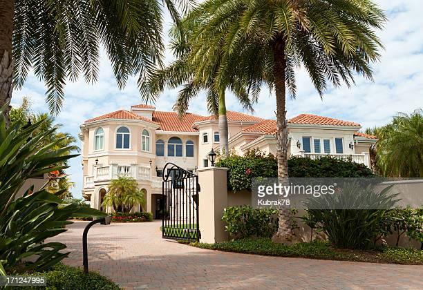 Maison de luxe en Floride