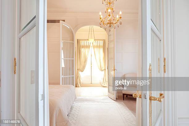 Luxury Bedroom Suite in Paris