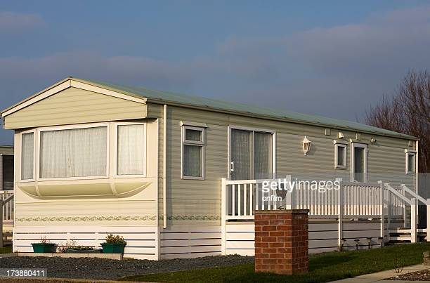 Luxury caravan, static holiday home