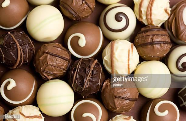 Luxus Schokoladenbrauner