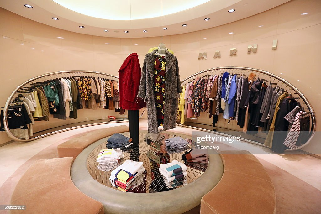 Expensive clothing stores