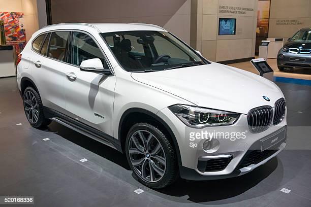 Luxus-Geländewagen BMW X1 kompakte