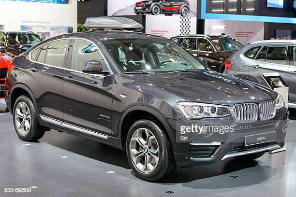 Luxus-Geländewagen BMW X4 crossover