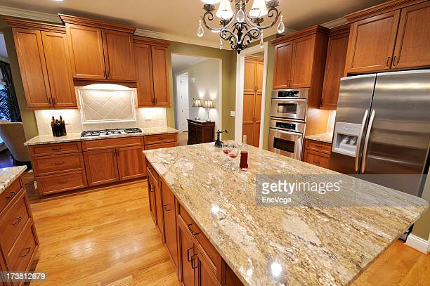 Luxury Domestic Kitchen