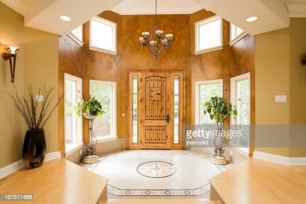 Luxury Home Entryway