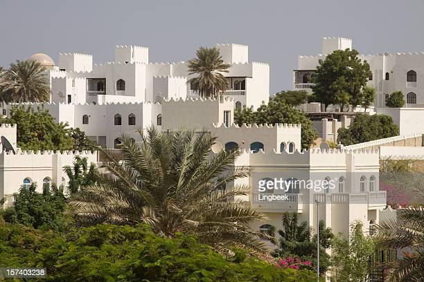 Luxury homes in Oman