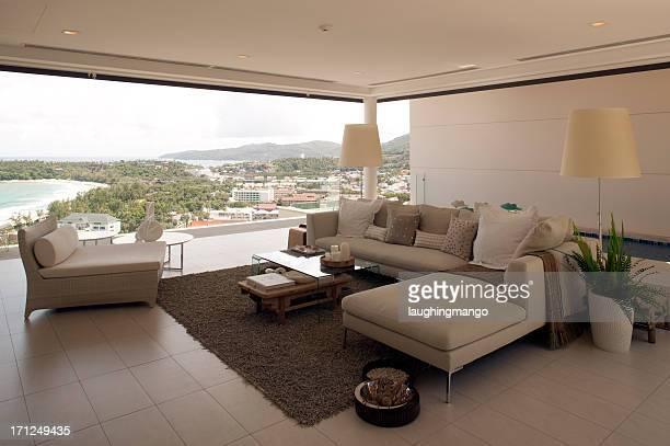 luxury hotel resort villa