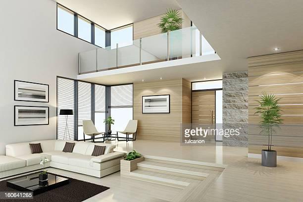 Intérieur de luxe suite Penthouse