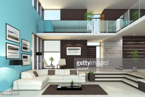 Luxury Interior Penthouse