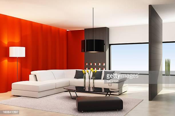 Intérieur de luxe 2012, l'année Tangerine Tango
