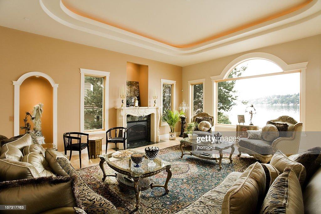 Luxury Living Room : Stock Photo Part 94