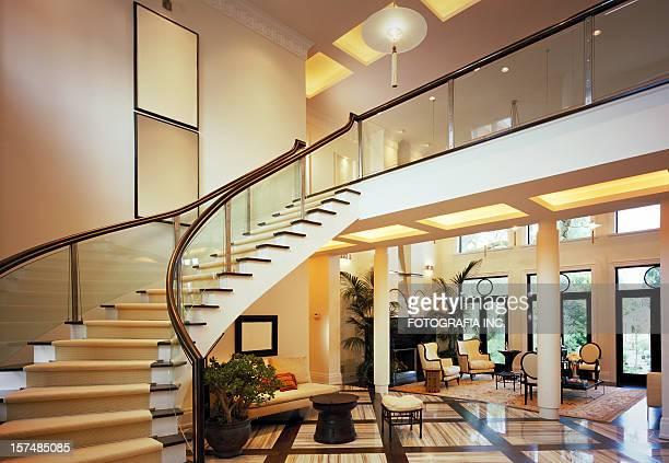 Luxus-Lobby