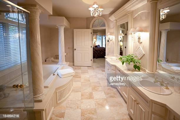 Luxury Marble Decor Home Bathroom
