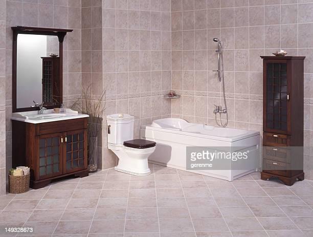Luxuriöse Hauptbadezimmer Badezimmer