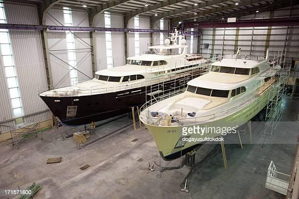 Luxus-motor Yachten Produkt