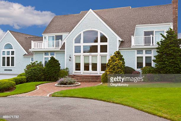 Luxury New England House, Chatham, Cape Cod, Massachusetts.
