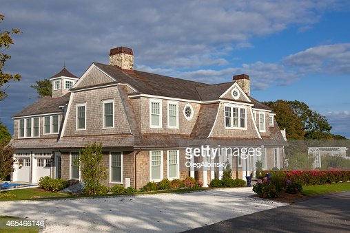 England House Newly Constructed Chatham Cape Cod Massachusetts