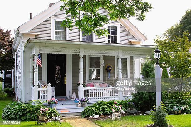 Luxury New England House in Sandwich, Massachusetts.