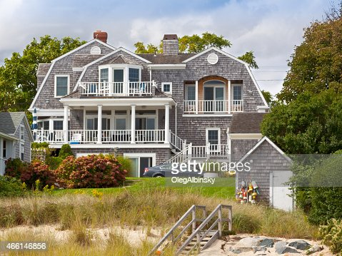 Luxury new england waterfront house chatham cape cod for Cape cod luxury homes