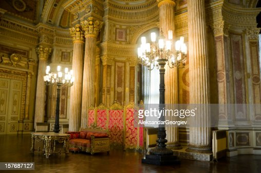 Luxury Palace Interior