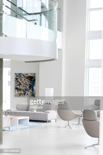 Luxury Penthouse Condominium Hotel Lobby