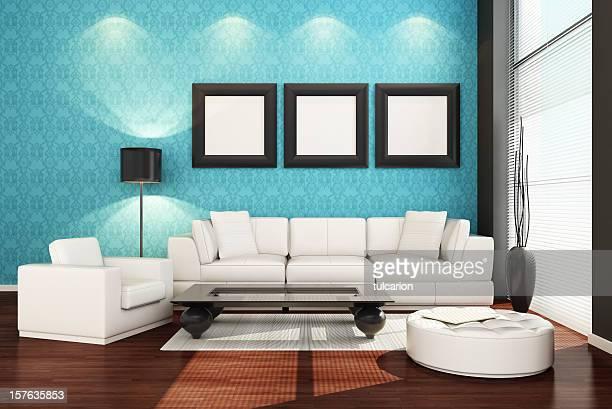 Interior de luxo Apartamento de Cobertura