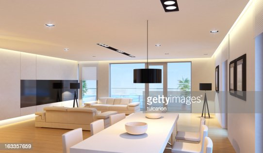 Luxurious Penthouse Dramatic Interior Sports Entertainment News Archival Photos View By Collection