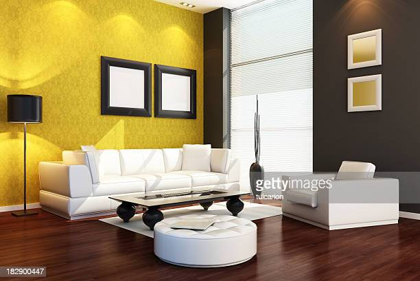 Luxueux Penthouse intérieur