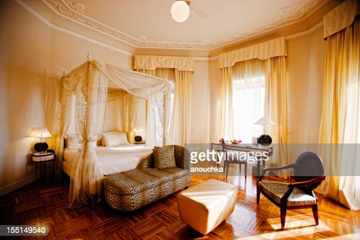 Luxury Romantic Hotel Suite