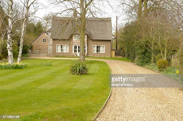 Luxus ländlichen Hause