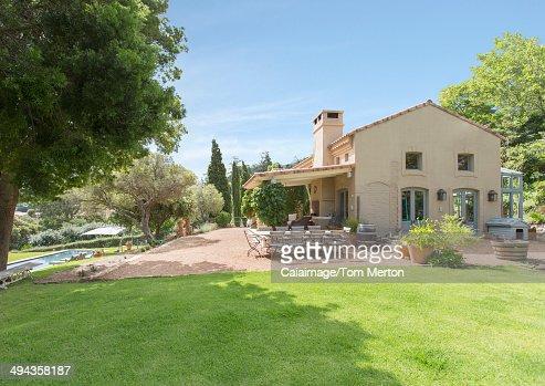 Luxury rural villa
