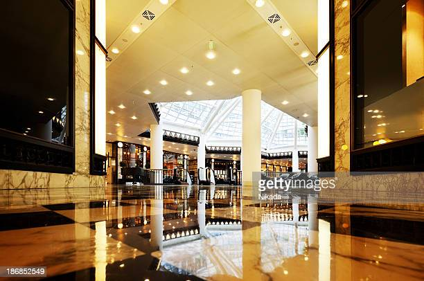 luxury shopping mall