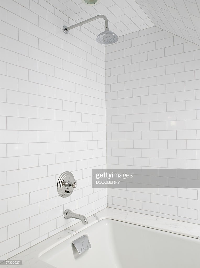 Luxury Shower Bath Stock Photo | Getty Images