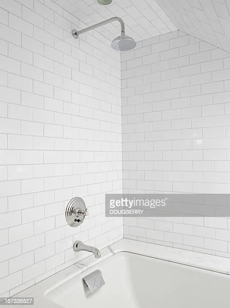 Luxus-Dusche und Bad