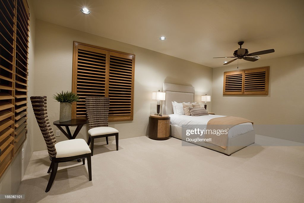 chambre coucher de luxe photo getty images. Black Bedroom Furniture Sets. Home Design Ideas