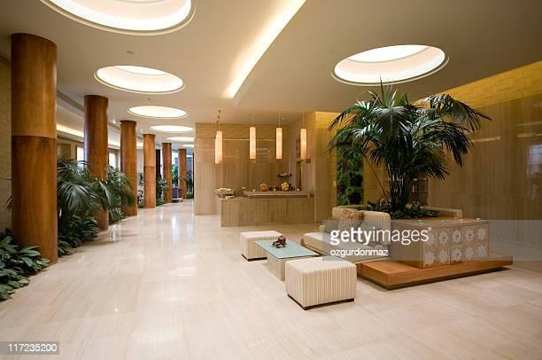 Luxury spa centre
