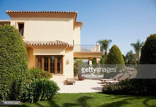 luxury villa porch and - photo #23