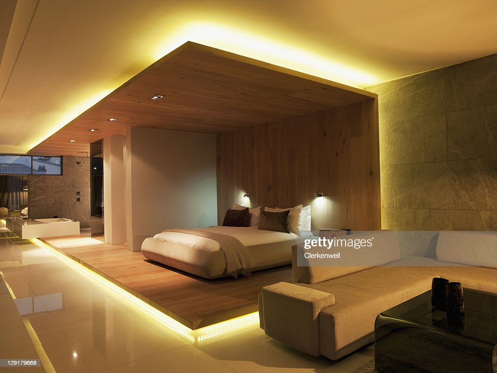 luxury studio apartment stock photo getty images