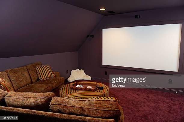 Théâtre chambre de luxe
