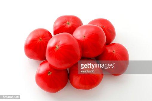 Luxury tomatoes : Stock Photo