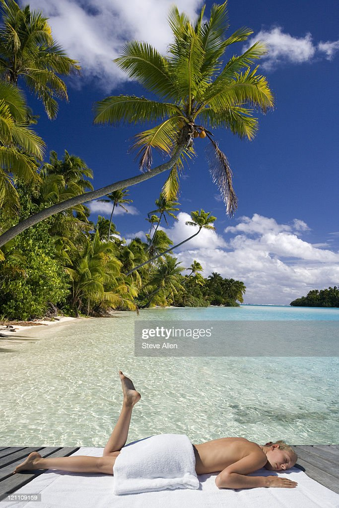 Luxury Tropical Vacation : Stock Photo